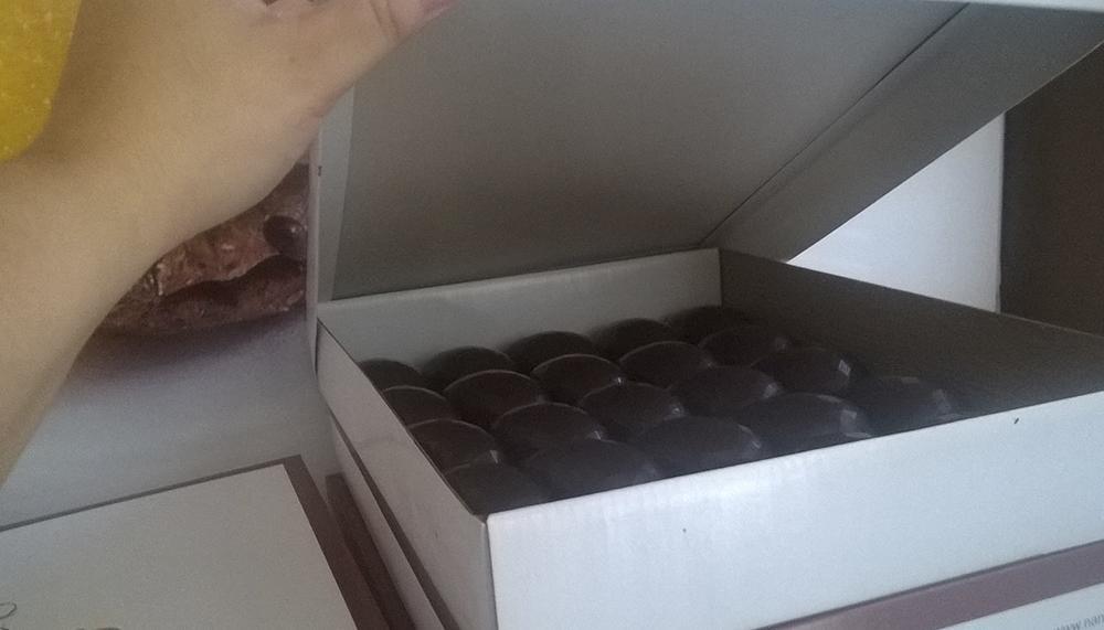 Como transportar meus doces?